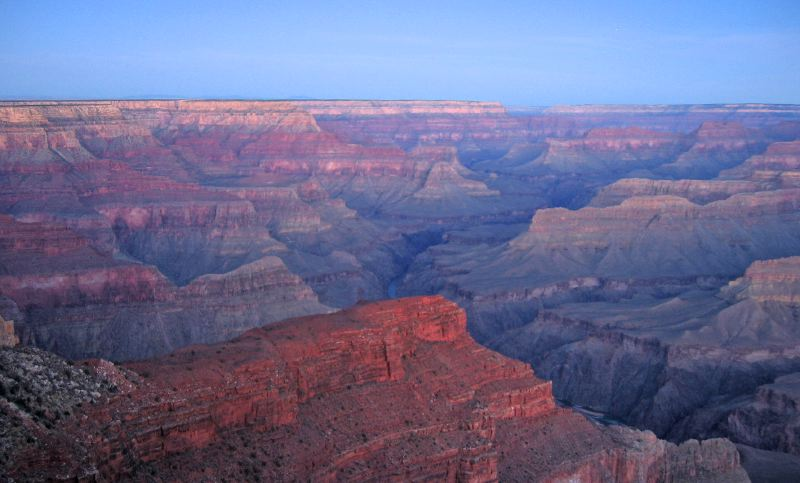 The Grand Canyon 2005
